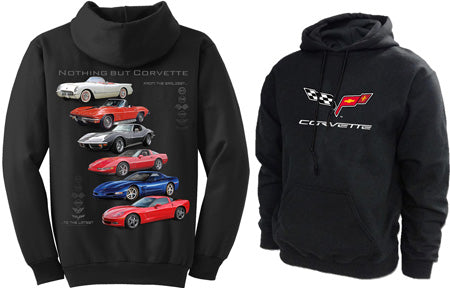 C6 Nothing But Corvettes Hoodie