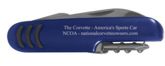 Corvette 5 Function Pocket Knife