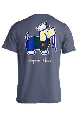 Marine Corps T-shirt by Puppie Love