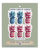 Sweet Land of Liberty Decal
