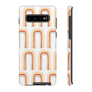Modern Rainbow Arches TOUGH Case
