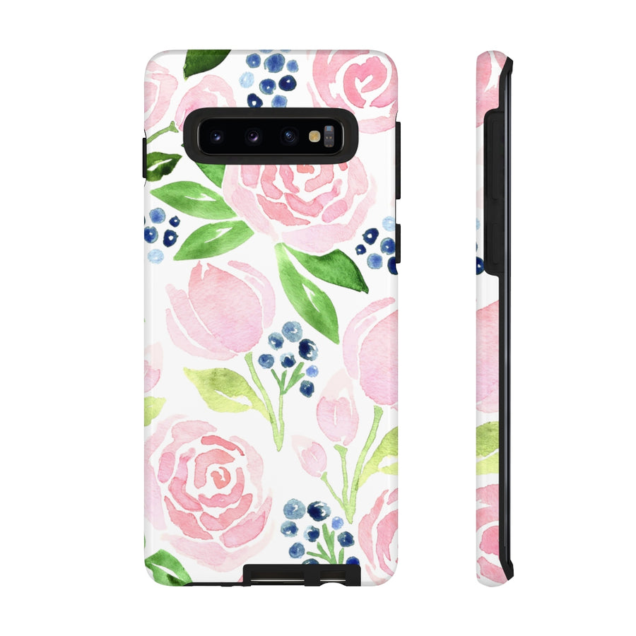 Watercolor Floral TOUGH Case