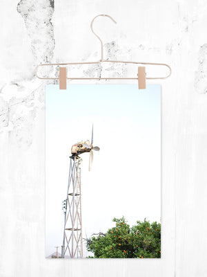Orchard Windmill Printable