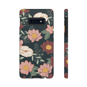 Moody Florals TOUGH Case