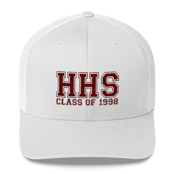 HHS Class of 1998 Trucker Cap