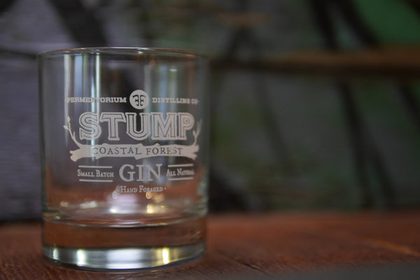 Stump Tumbler Glass