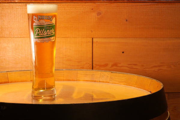 20-oz Pilsner Glass