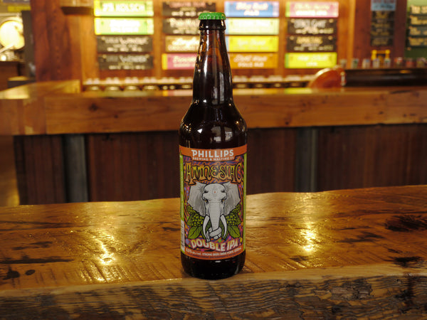 Amnesiac DIPA 1x650ml Bottle