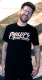 Black Phillips Skate T-Shirt