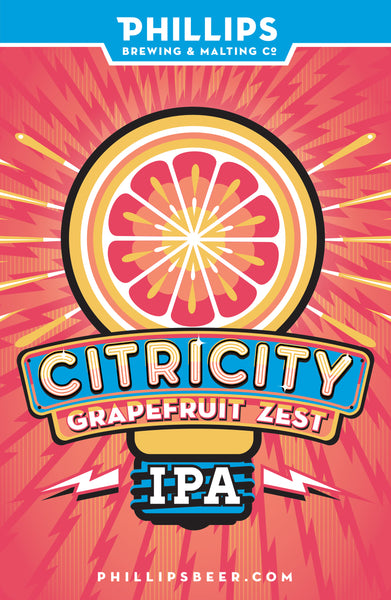 Citricity Poster