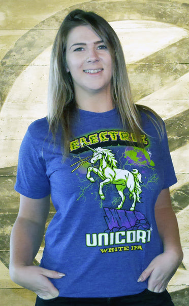 Electric Unicorn T-Shirt
