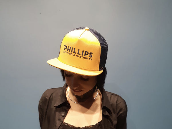 Phillips Mesh Back Hat