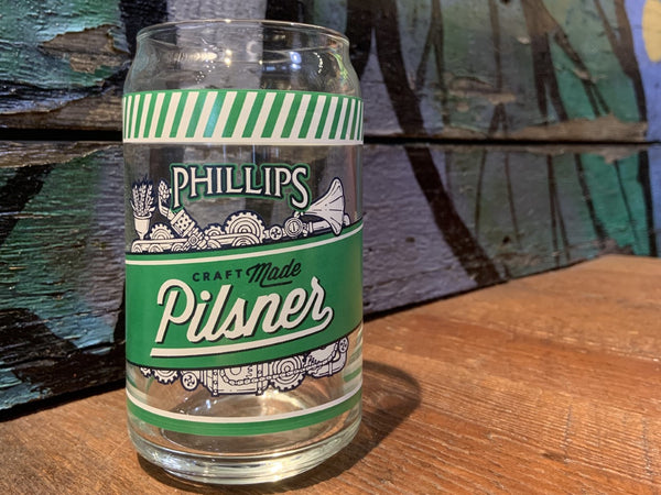 16oz Pilsner Can Glass