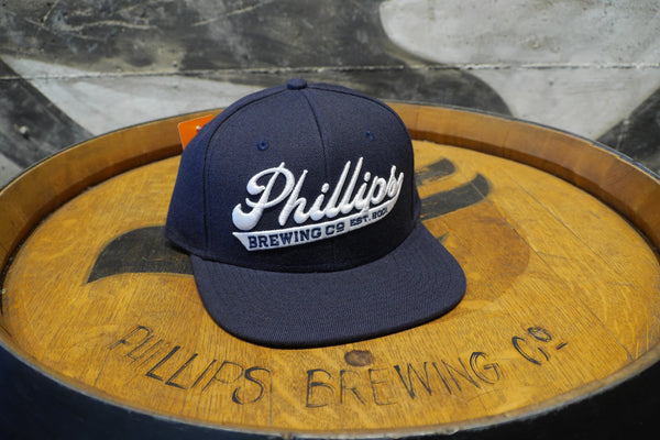 Phillips Script Hat