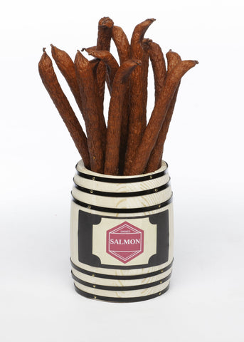 Image of Smoked Salmon Doggy Stix