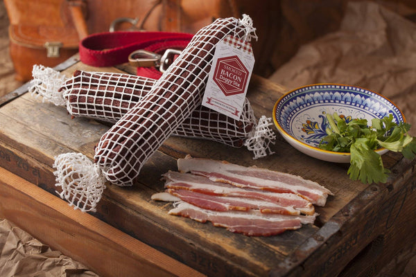 Smoked Bacon Recipe Doggy Stix