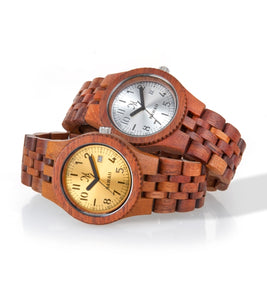 How to maintain a wood watch and keep it in good working order for the long term?