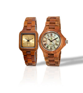 The Best Mother's Day Gifts are Hand-Crafted – Wood Watches