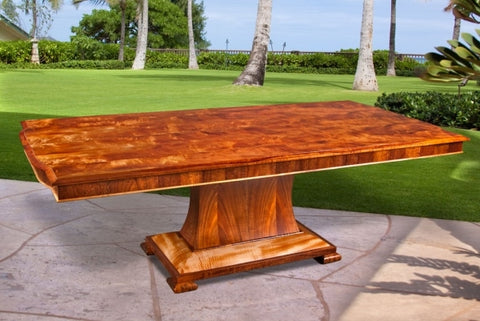 Hawaii Koa Wood – From Weapons to Watches