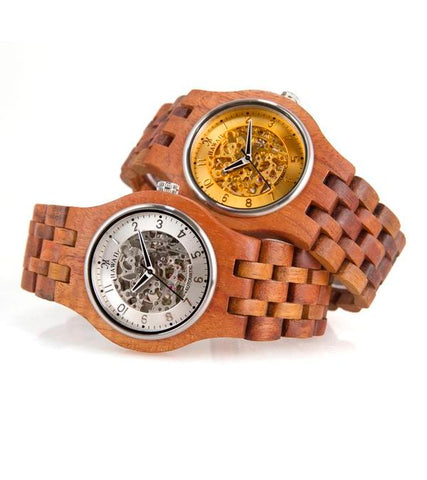 How to Care for Your Wood Watch