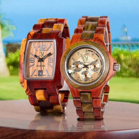 Guide to Buying a Wood Watch