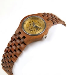 Perfect Holiday Gifts For Men Include Wood Watches