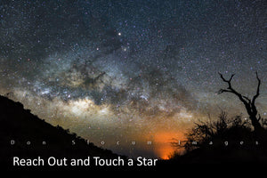 Reach Out and Touch a Star by Don Slocum