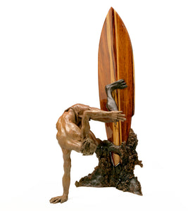 "Bronze Sculpture ""South Shore Sting #1"""
