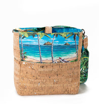 Mokulua Pillbox Handbag by Jayne Nhaisi