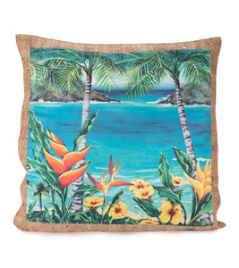 Heliconia Heaven Pillow