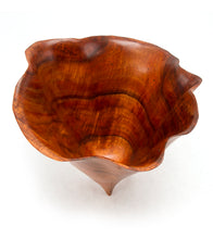 Carved Koa Vessel #1513 by Francisco Clemente