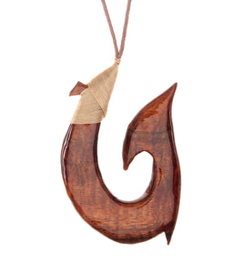 Giant Koa Hook 28572