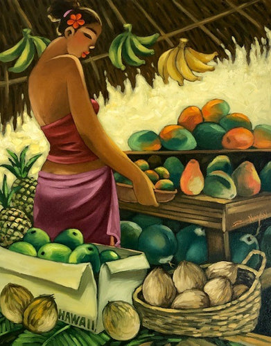 Fruit Stand III by Tim Nguyen