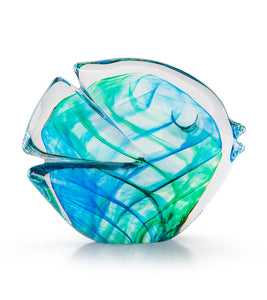 "Glass Fish ""Blue Green"""