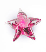 "Glass Starfish ""Pink"""