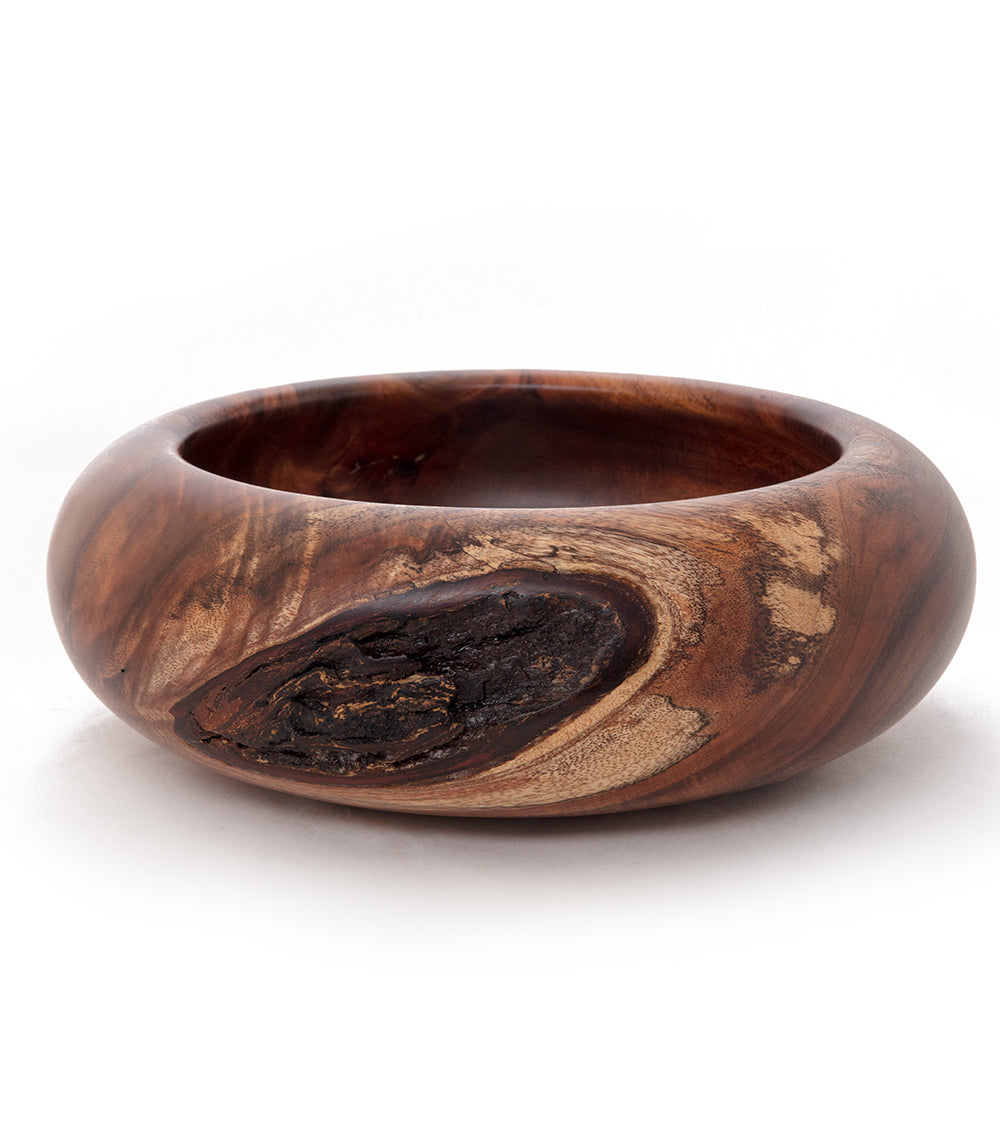 Natural Edge Koa Bowl #2125