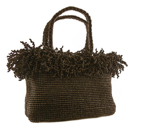 Tess Handbag - Brown