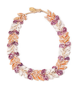 Double Layer Shells Necklace - 52800