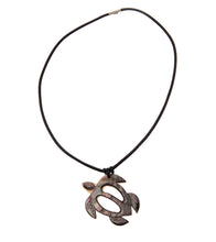 Mother of Pearl Honu Necklace - 54261C