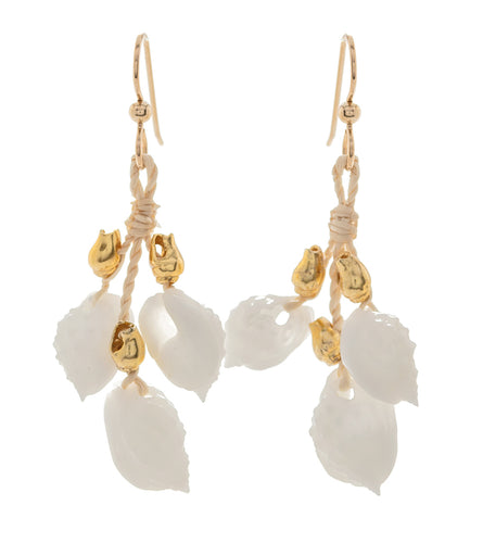 Pupu Shell Earrings - 54326