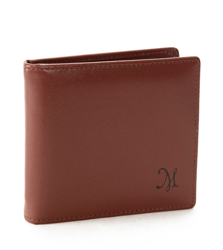 Billfold Wallet - Brown