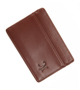 Credit Card Case - Brown