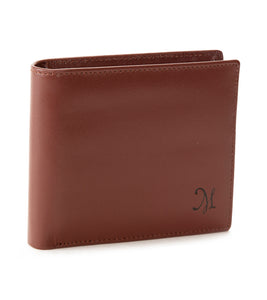 ID Insert Wallet - Brown