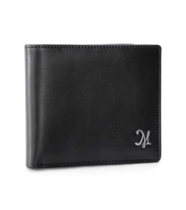 Wide Wallet - Black