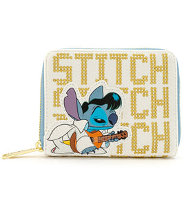 Elvis Stitch Wallet