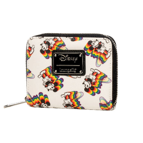 Mickey Rainbow Wallet