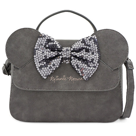Minnie Sequin Bow Handbag