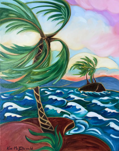 Maui Tradewinds by Kim McDonald