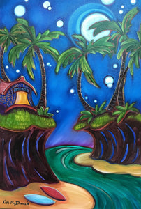 Mystical Maui Nights by Kim McDonald