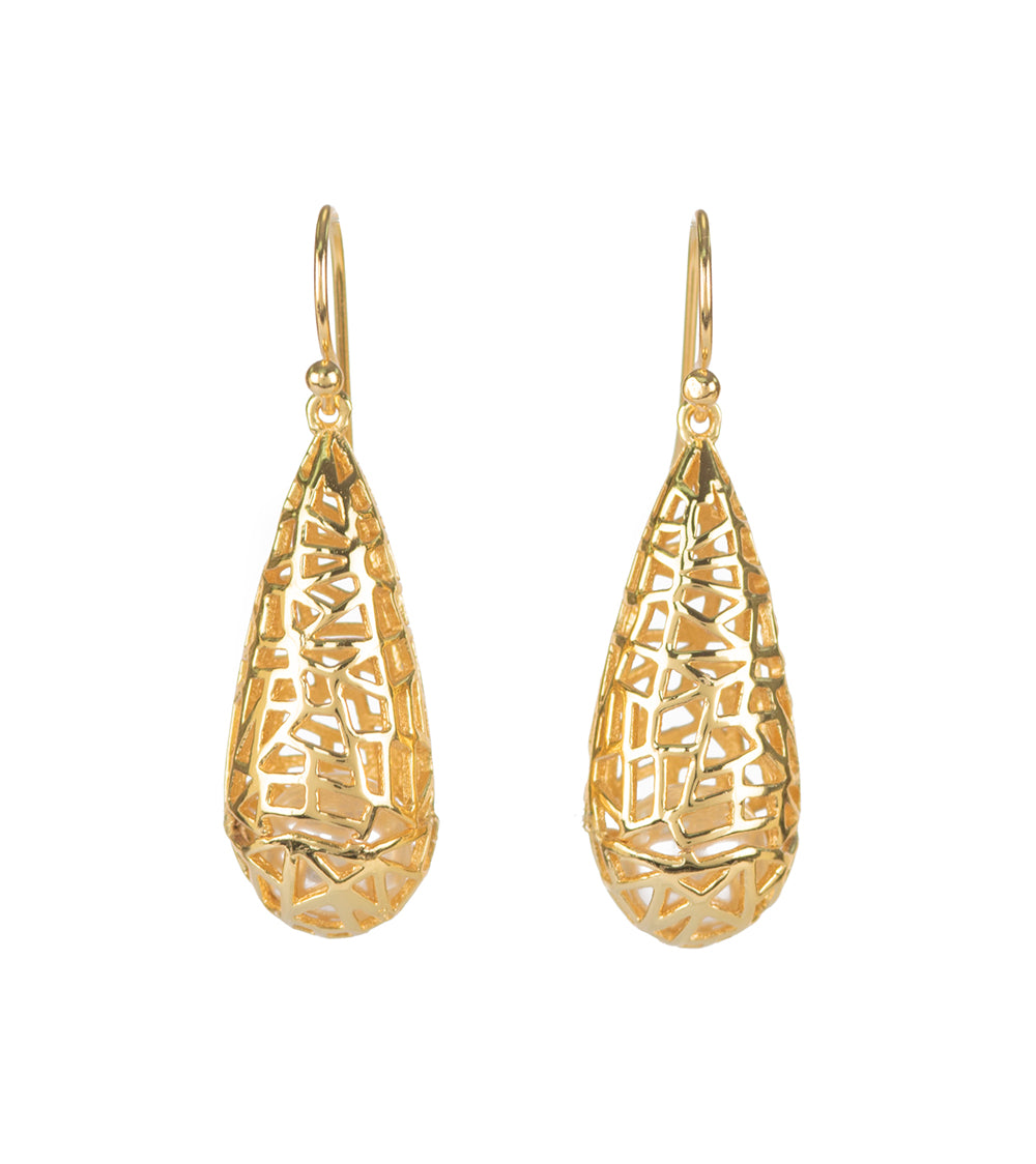 Hukilau Tear Drop Earrings